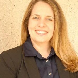 Headshot of Christine Champey